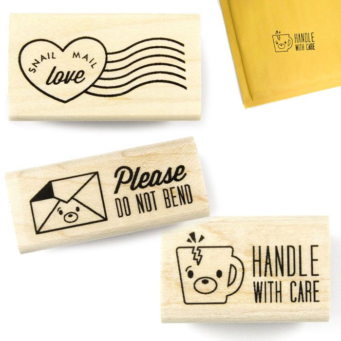 Snail Mail Stamps  Fun Ways Address Letters    Snail
