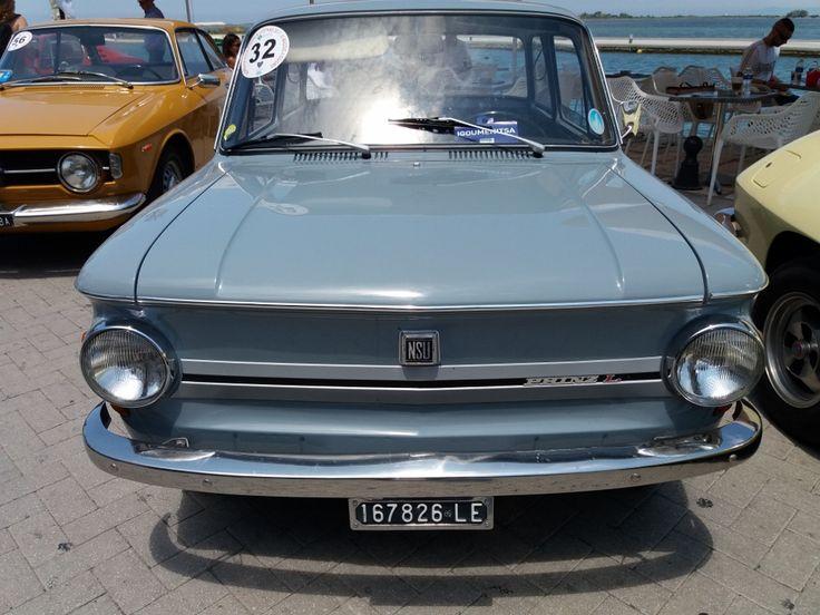 Ιστορικά αυτοκίνητα από την Ιταλία τράβηξαν τα βλέμματα στην Λευκάδα | My Lefkada