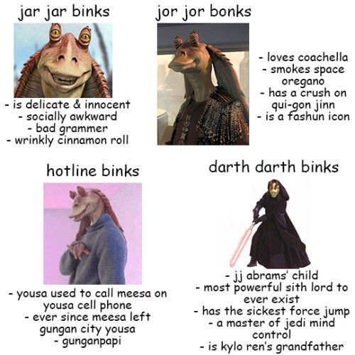 darth darth binks