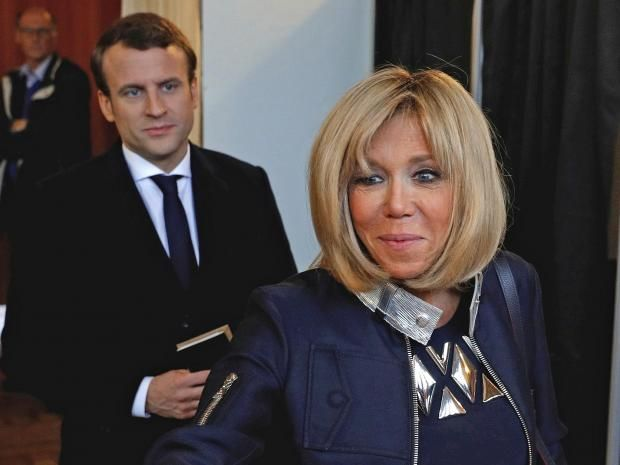 A new biography of French President Emmanuel Macron has revealed his parents shock when they discovered their 16-year-old son was having an affair with his married teacher.