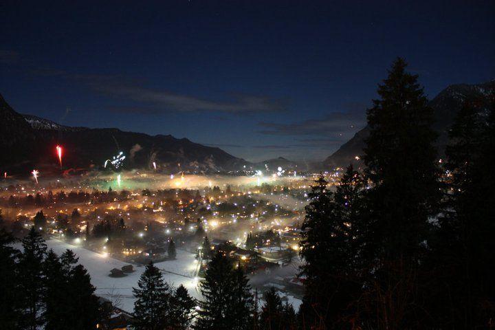 Garmisch Silvester