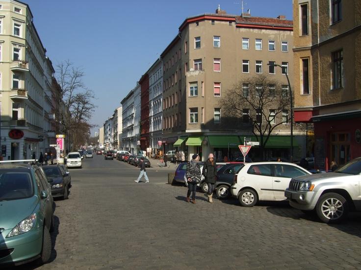 a Berlin street