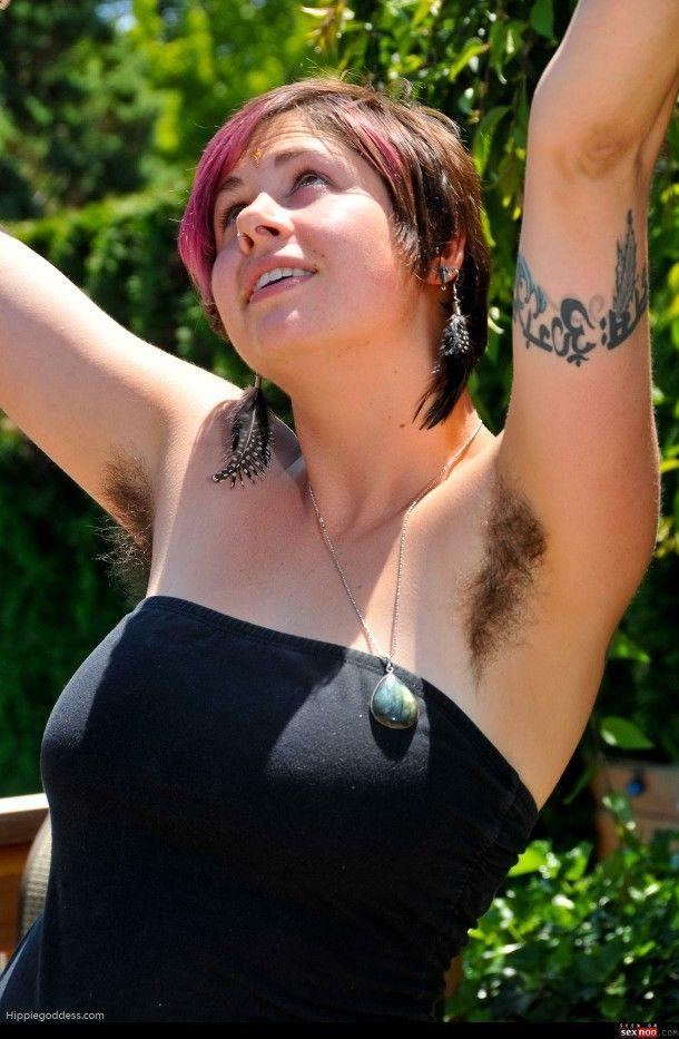 Hairy Lickable Armpit  Bellezza Naturale E Bellezza