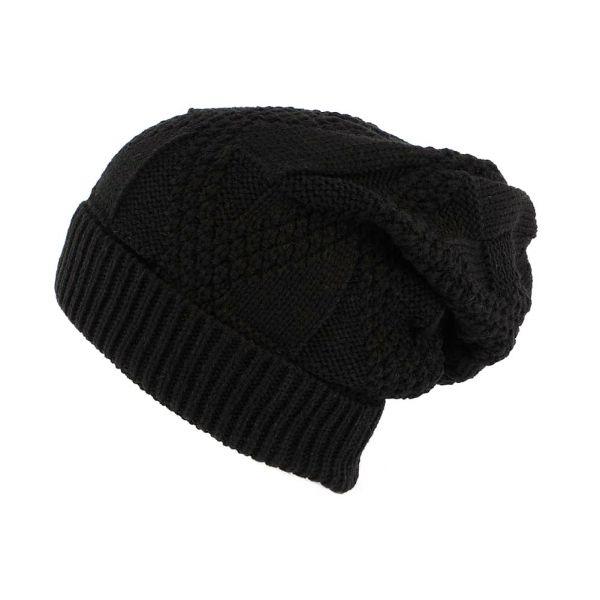 Bonnet Rasta Noir Hopkins Nyls Creation #bonnet #mode #bonplan #streetwear #soldes2016 sur votre #startup Hatshowroom.com