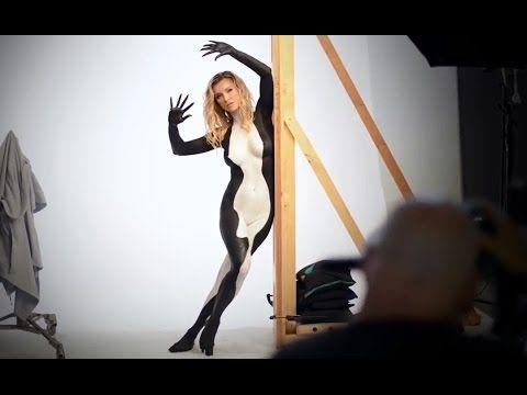 Naked Joanna Krupa – Anti-SeaWorld Ad Shoot For PETA (VIDEO) » DailyFunFeed