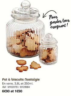 ZODIO - Catalogue Noel 2016 - Pot à biscuits