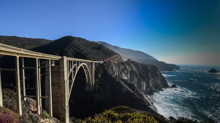 Bixby Creek Bridge, Big Sur, Calif