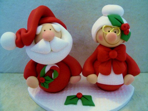 Frosted Christmas Cookie Wreath - Polymer Clay - Holiday Ornament