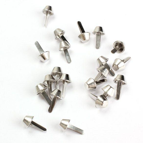 Aliexpress.com :  Neue 20 Stücke 10mm Silber Eimer Form DIY Spike Nieten Niet…