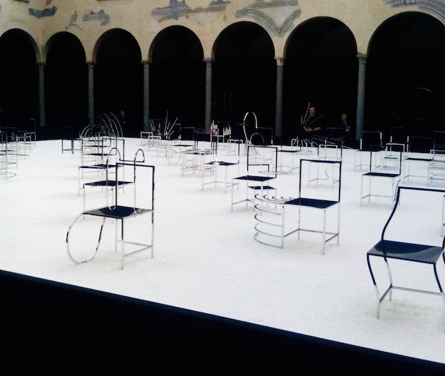 Nendo release Manga Chairs at iSaloni 2016 #exclusivedesign #isaloni2016  Read more at:http://losangeleshomes.eu/uncategorized/nendo-release-manga-chairs-isaloni-2016/