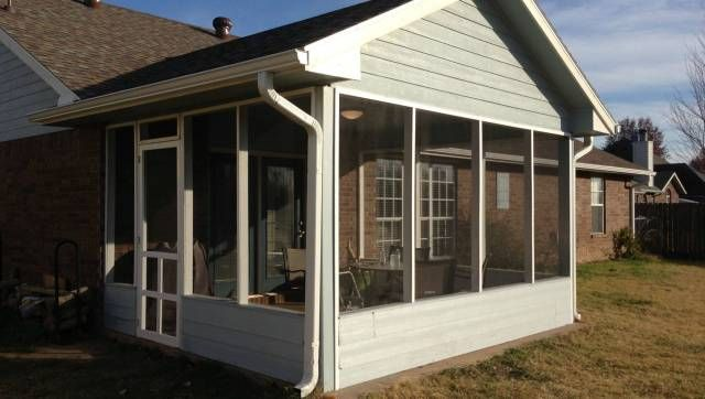 Screened In Porch Diy How To Build