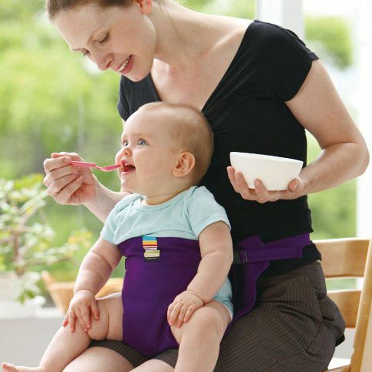 Cadeira de bebê Cadeira cinto de segurança cinto de alimentação infantil Bebes silla comedor Bebes harnais em Assentos de Carro e…