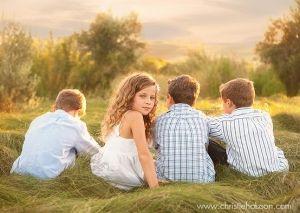 Teen / Siblings / Family / Outdoor