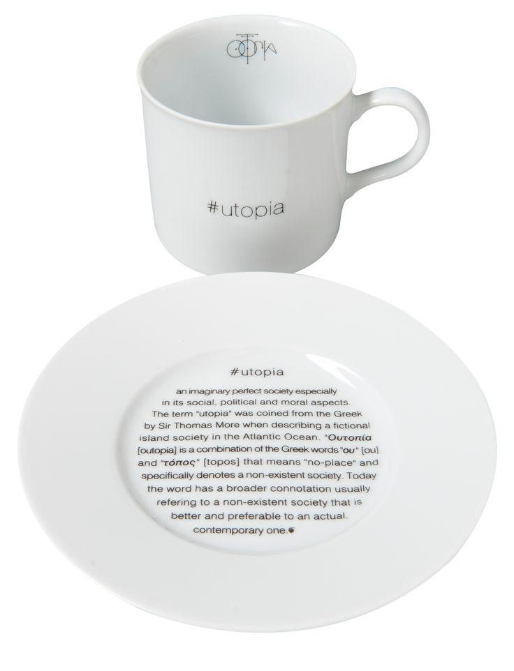 Cappuccino Cup #utopia