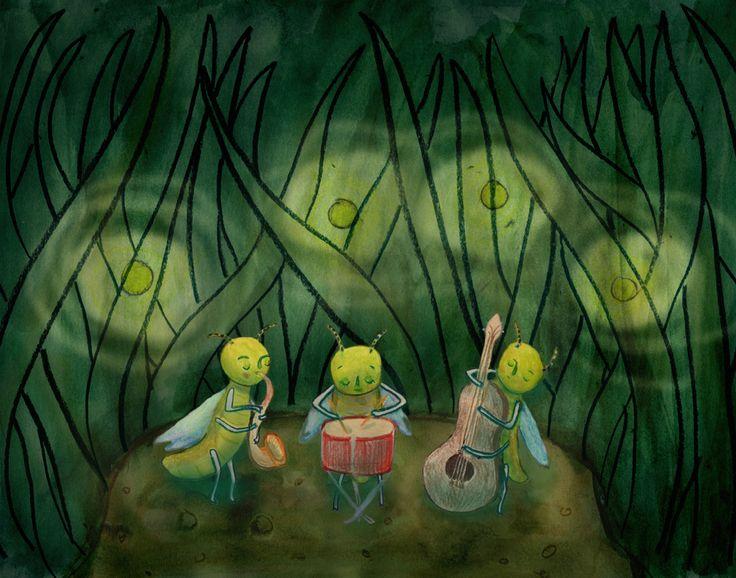 Lauren Soloy Bug Band