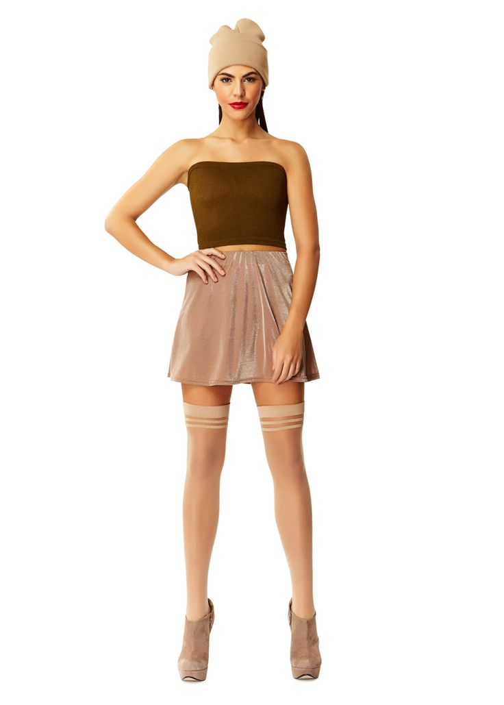 Sepia Brown Basic Cotton Tube Top X American Deadstock OMG Is that #Deadstock? Duh! SHOP #Sunglasses #Tops #Bottoms #Skirts #Bodysuits #Apparel #Accessories & More!