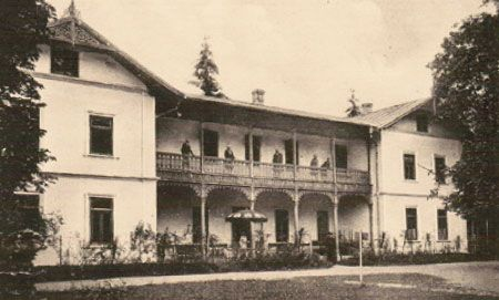 Klimatyczna willa w Szczawnicy, pokoje w górach - Historia