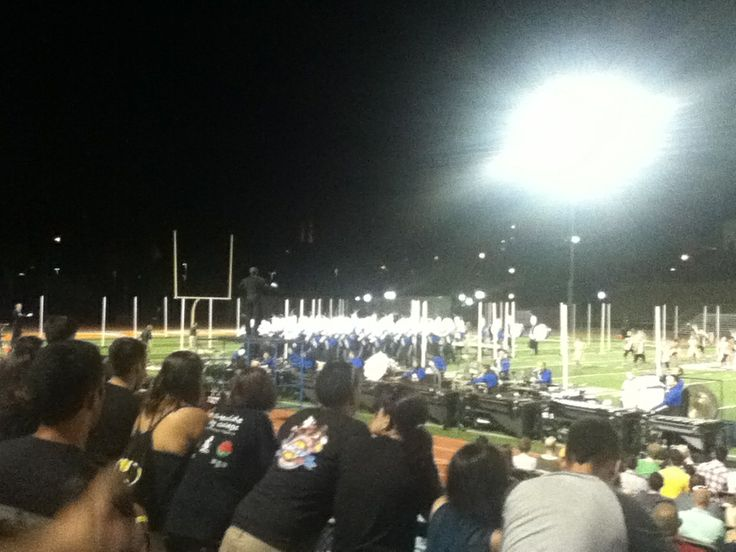 Blue Devils at Riverside Community College 2013. The Re-Rite of Spring.