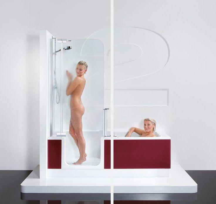 Planen Sie Ihr Badezimmer bequem ohne Stolpersteine! Mit modernen Lösungen wie einem ebenerdigen Einstieg in die Badewanne oder bodengleichen Duschen.