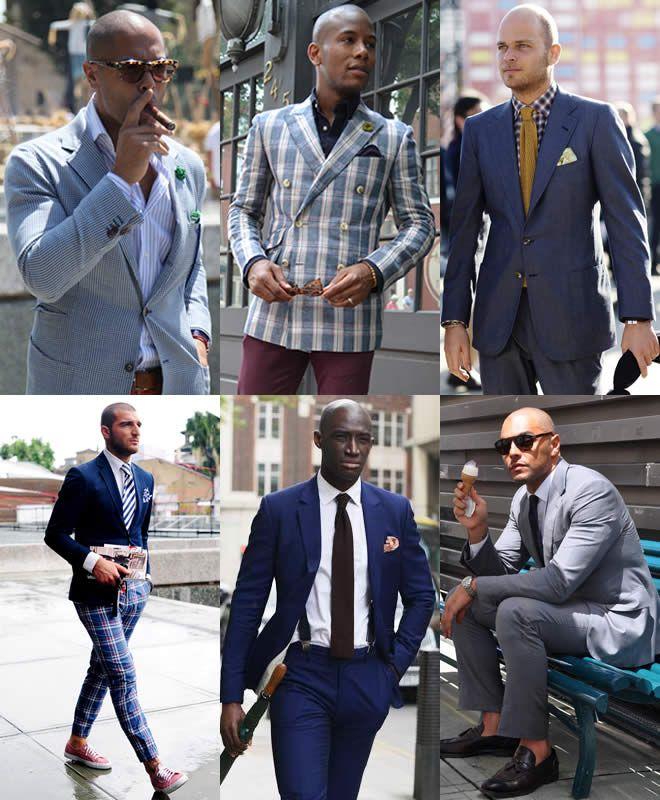 1000 Ideas About Bald Men Styles On Pinterest: 25+ Best Ideas About Bald Men Fashion On Pinterest