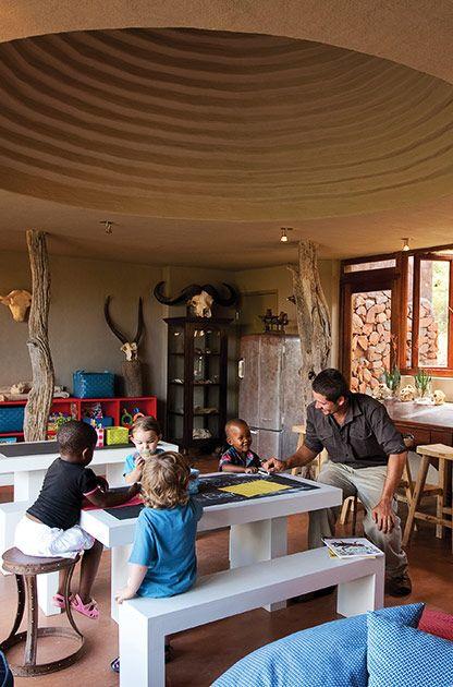Eco House at Madikwe