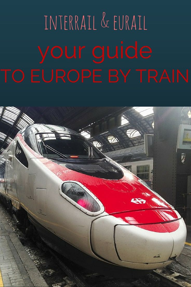 Are you planning to travel Europe by train? Here's a complete guide to Interrail (for EU residents) and Eurail passes (for non-EU).