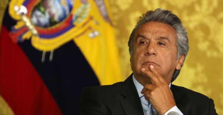 Mr. Moreno has yet to send a distinct message that signals significant change in the economic model and support for more environmentally-conscious policies. Photo (cc) Agencia de Noticias ANDES.