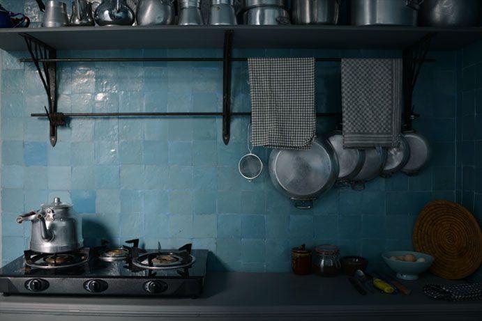 Emery & cie - Tiles - Zelliges - Examples - Marrakech - La Grande Cuisine - Page 03