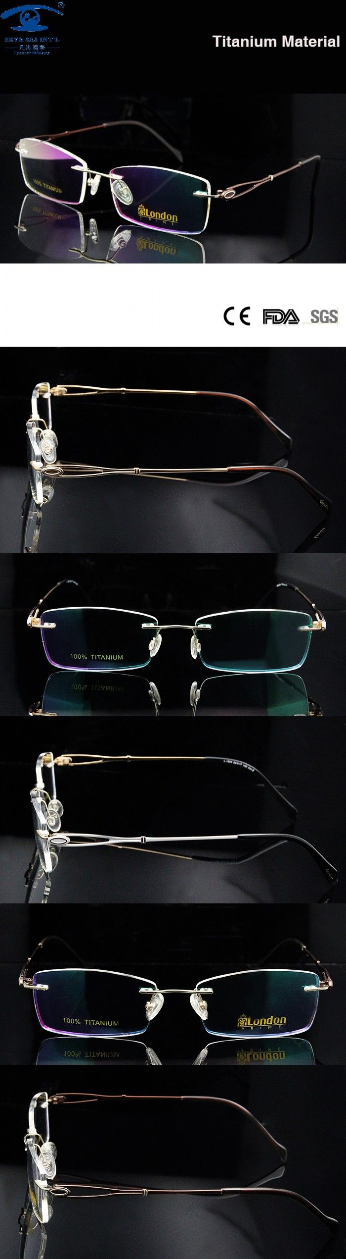 Attractive Featherweight Glasses Frames Image Collection - Framed ...