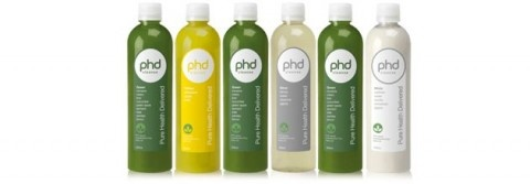 PHD Cleanse - Raw Juice Cleanse