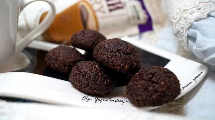 Шоколадное миндальное диетическое печенье с цикорием - диетическое печенье - Полезные рецепты - Правильное питание или как правильно похудеть
