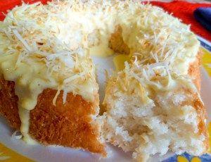 Que tal fazer esse maravilhoso bolo cocada brasileira? O sabor é incrível, veja como faz e arrase! - Ideal Receitas