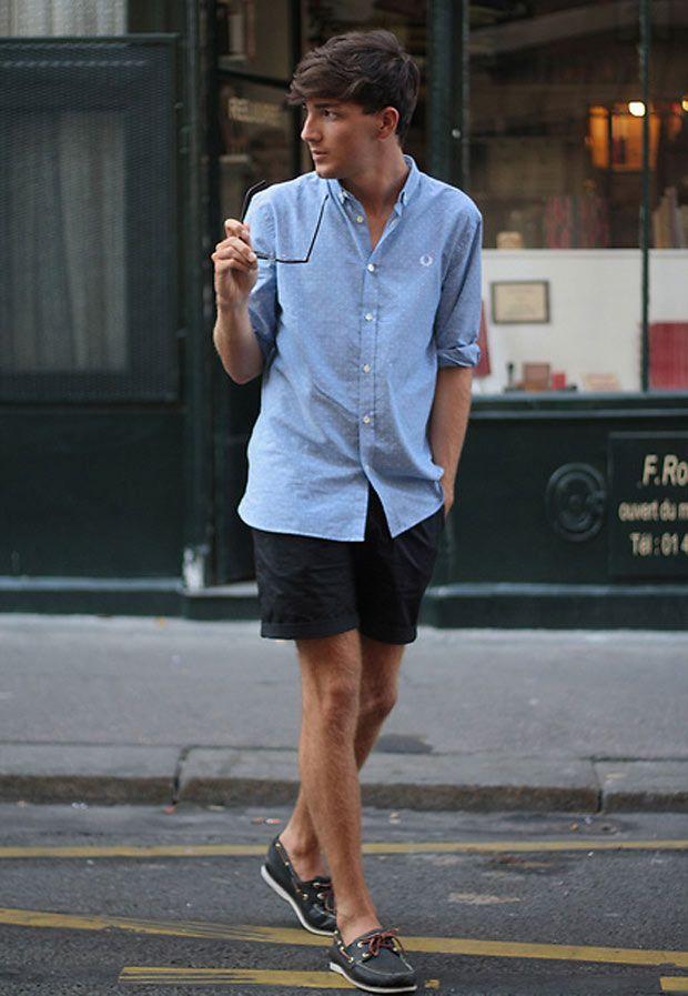 Street Style: De Shortinho