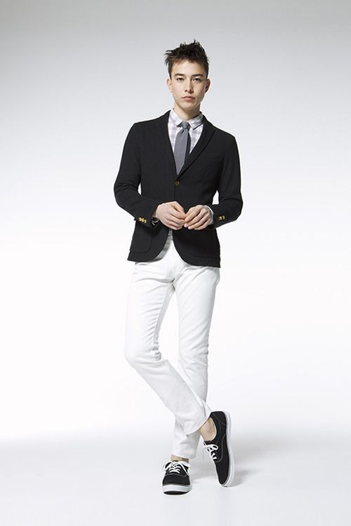 Sen Mitsuji for GU Uniqlo