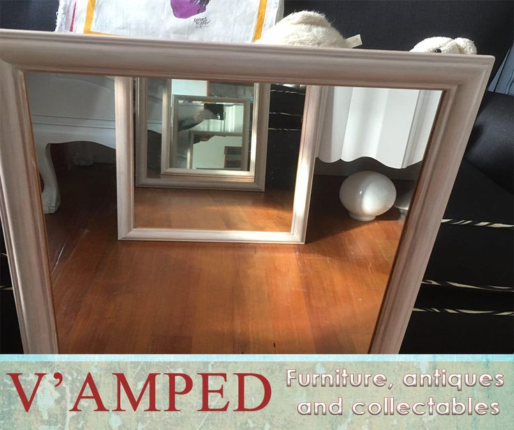 Wow - when I see a mirror, I think of Alice and the Looking-glass. Here we have a collection of beautiful mirrors - come look! Available from #VampedFurniture . Contact Rory on 076 983 4008 for more information. Delivery available nationwide on arrangement.