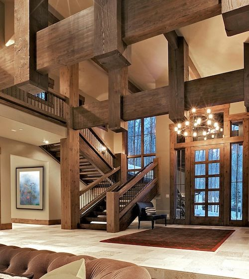 Guest Blogger: Bringing A Modern Rustic Look To Your Interiors