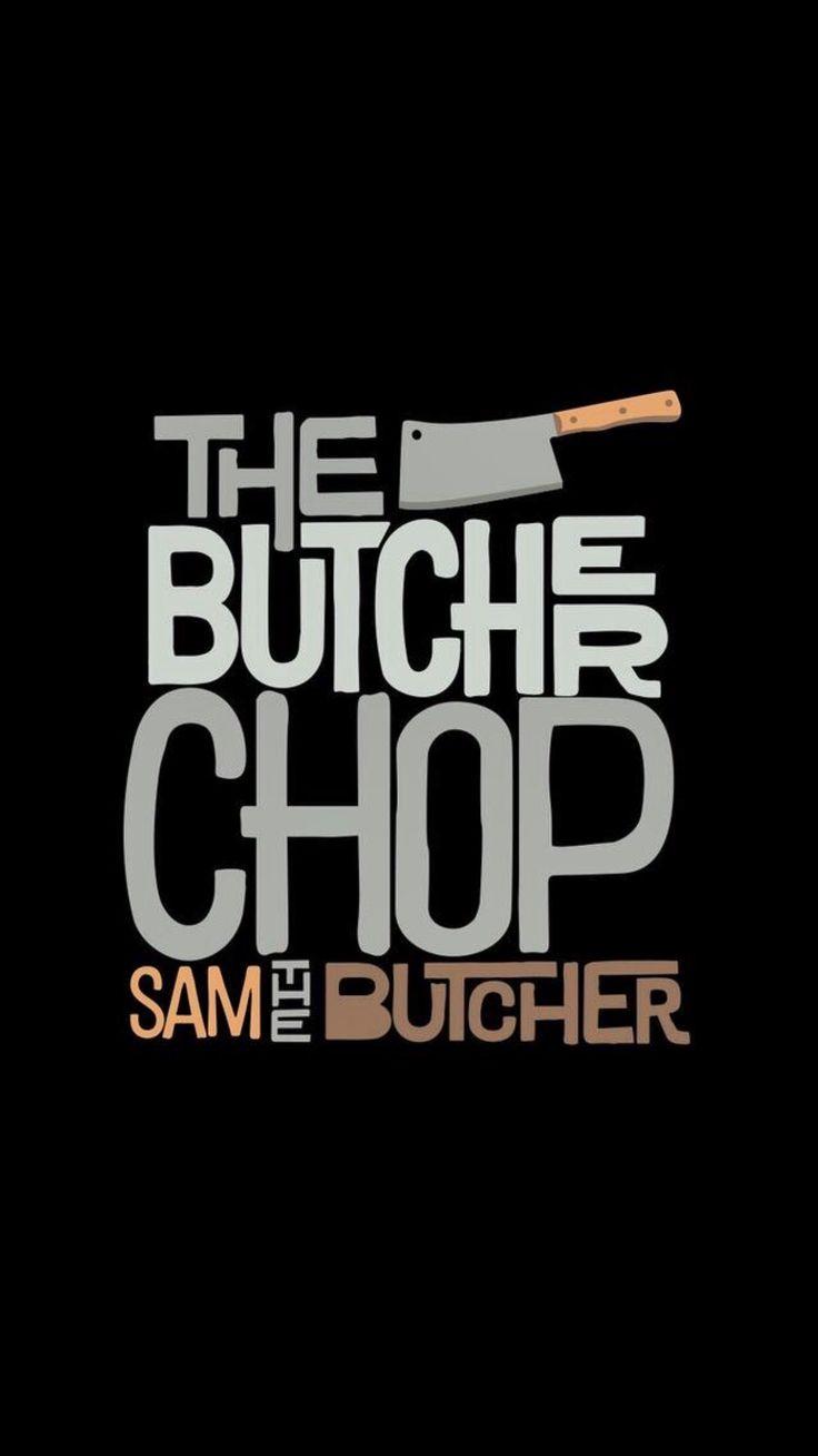 Branding  The Butcher 🎧🥁🎹