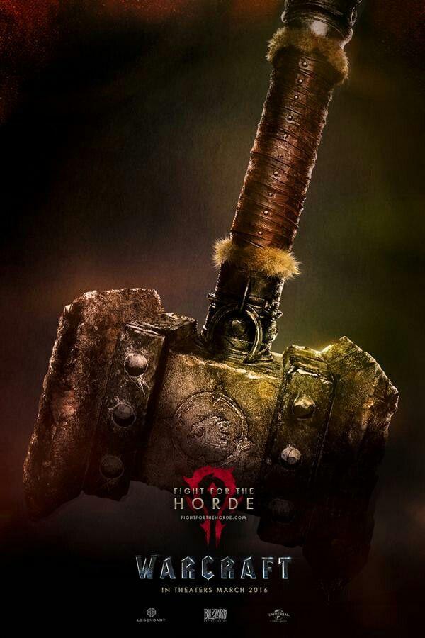 Warcraft movie! YES!!