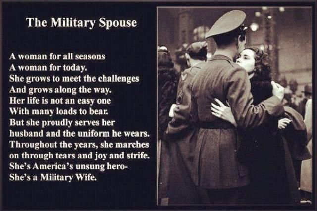 Army Wife Quotes And Sayings: 25+ Best Military Spouse Quotes On Pinterest