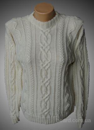 Вязание ирландский свитер