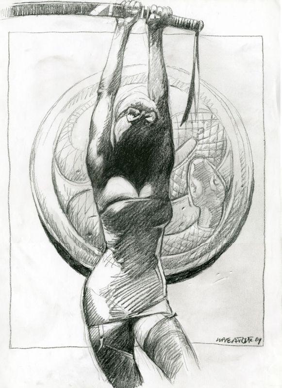 ILLUSTRATOR: Liberatore Tanino ~ (Comic Illustrator)