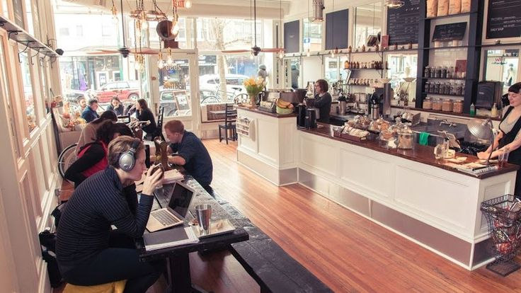 16 Great Cafes With WiFi as Strong as Coffee