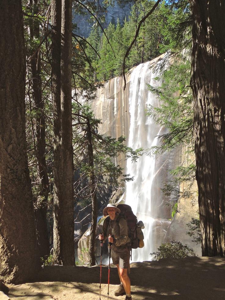 Backpacking (in yosemite national park)