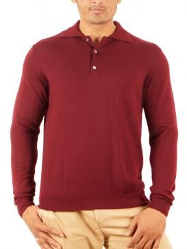 This Maroon colored sweater designed by Todi will keep you warm and stylish during the freezing days. Visit http://www.designerkapde.com today.