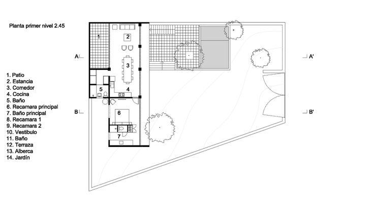 Galería de Casa Tequesquitengo / PRODUCTORA - 43