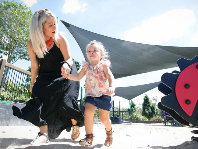 More than half of Australia's parents haven't taken their children to a playground in the last year   - Nature Play QLD  #NaturePlayQLD  #CourierMail