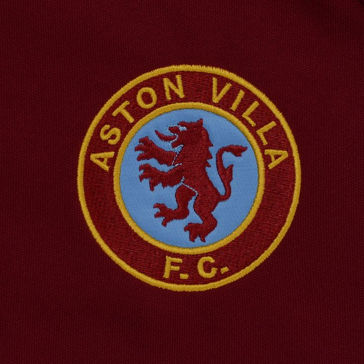 Aston Villa Vintage Super Cup Track Jacket | CampoRetro.com