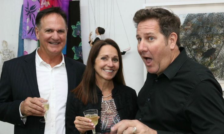 PHOTOS — NYE Comes Early For West Palm Beach Art Lovers!
