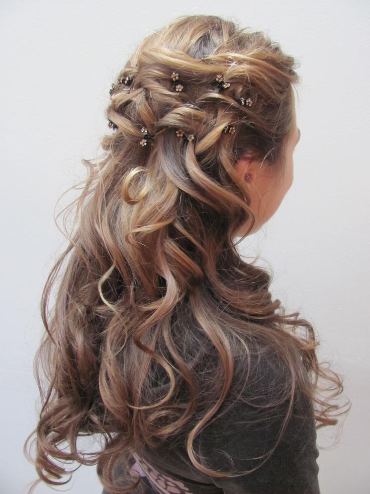 Amazing Beautiful Stylists And Curls On Pinterest Short Hairstyles Gunalazisus