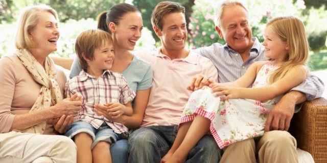 Die Familie DE-RU — немецкие слова на тему Семья